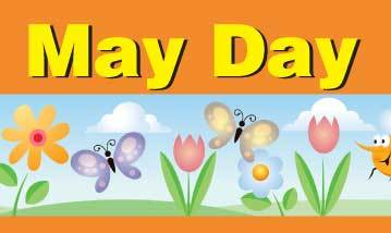 May Day, May Day Photos, May Day Images, May Day Wallpapers, May Day Pictures, May Day Graphics.