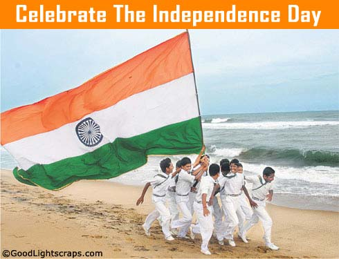 Wishes with Independence Day Graphics, Independence Day Greetings, Independence Day Images, Independence Day Photos for Orkut, Facebook, other Social Network Websites.
