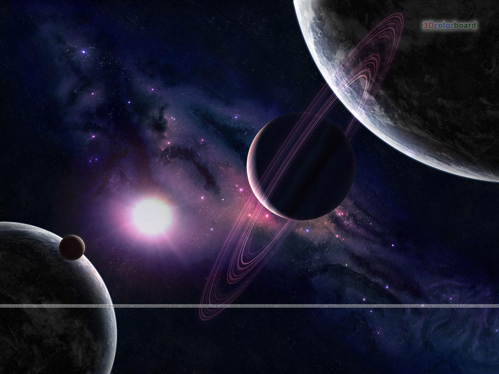 Universe Wallpaper HD ·①